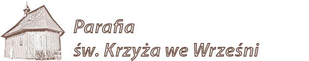 Parafia Św. Krzyża we Wrześni